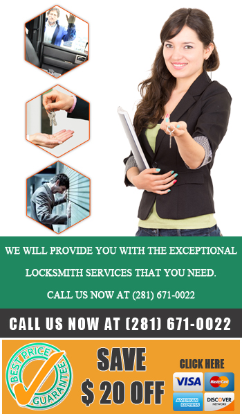 houston locksmith offer
